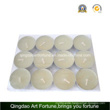 12g White Tealight Candle for Home Decoration