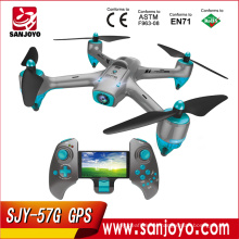 PK Bayangtoys X16 CG035 Newest GPS Drone Wifi FPV GPS drone with 720p camera orbit function SJY-57G GPS