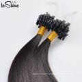 100% Virgin Remy Human Natural Hair Micro Thin Weft Hair Extension Wholesale