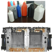 Plastic Extrusion Blowing Mould