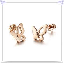 Moda acessórios brinco de moda de jóias de aço inoxidável (EE0070)