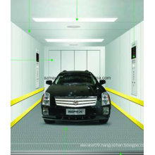 Machine Roomless Car Elevator for Parking Garage