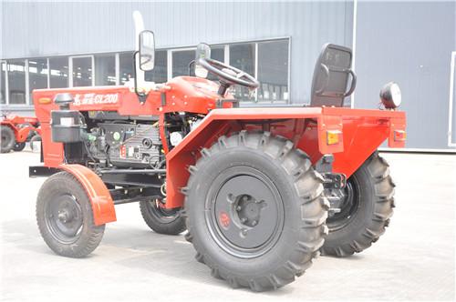 4*4 Mini Tractor