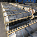 Steel Casting UHP Extruded Carbon Graphite Electrode