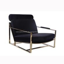 Stoff Milo Lounge Stuhl für Wohnzimmer