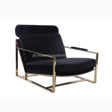 Milo Lounge Chair para sala de estar
