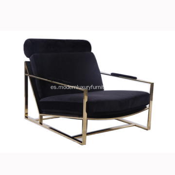 Tela Milo Lounge Chair para la sala de estar