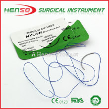Henso sutura quirúrgica médica desechable