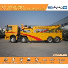 SINOTRUK HOWO 8X4 heavy rescue truck