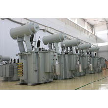 ONAF Core Type / Shell Type Electric Arc Furnace Transforme