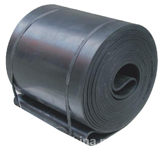 endless rubber conveyor belt