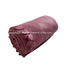 Promotional Polyester Polar Fleece Blanket