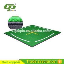 Billige 3D High Quality Golf Driving Range Matte Teppich