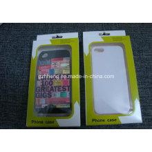 Embalagem plástica da bolha para o caso do telefone (hh017)