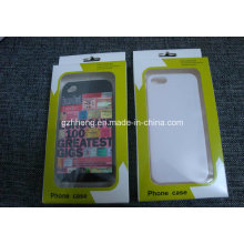 Plastic Blister Packaging for Phone Case (HH017)
