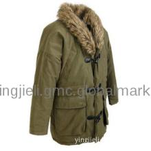 Big Size Warm Men\'s Outdoors Jacket Parka Men Cotton Coat
