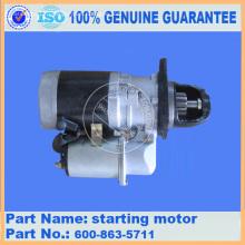 SHANTUI SF30 490b-51000 A490bpg Стартер 12В 5,5 кВт