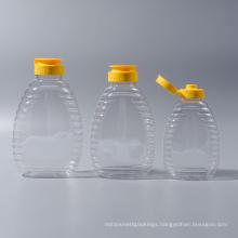 750g Plastic Bee Honey Bottle Jam Bottles Ketchup Bottle (EF-H10750)