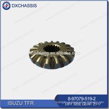 Genuine TFR PICKUP Diff Side Gear Z = 17 8-97079-519-2