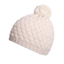 Fashion Ladies Crochet Hat with Flower
