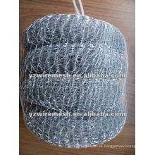Bola de limpieza de tubos de hormigón