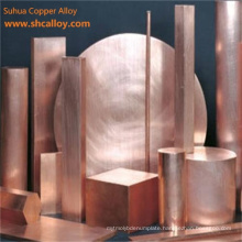 Cucrzr Chromium Zirconium Alloy Copper Bars