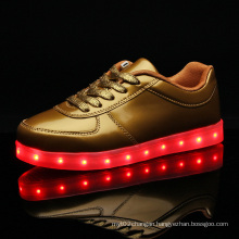 LED Flash Light Shoes with LED Shoes Solution,