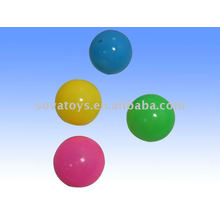 5.5 centímetros bola de plástico de brinquedo do oceano