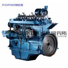 6-цилиндровый, 375 кВт, дизельный двигатель Shanghai Dongfeng для генераторной установки