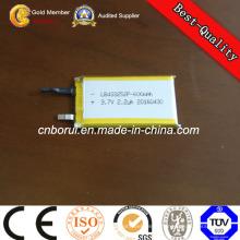 Batterie rechargeable de polymère de Li-ion pour l'ordinateur portable, téléphone portable, chargeur