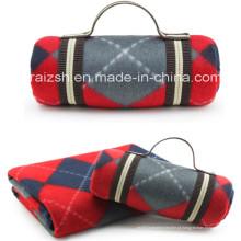 Tapete de piquenique em poliester e algodão Tapete de piquenique em outdoor para camping