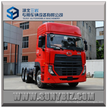400HP Dongfeng Volvo Ud Camión de remolque de tractor