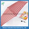 Moda Promocionais Presente Super Slim Ladies Umbrella para parasol