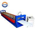 PLC Controlling Zinc Hebei Wall Panel Rolling Machine