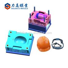 El mejor casco al por mayor de Alibaba moldea el moldeado plástico del visera del casco