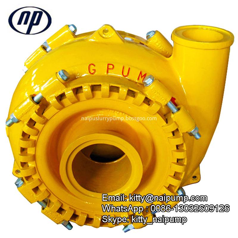 6 inch sand pump 1