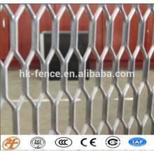 galvanizado / pintado / aço inoxidável / alumínio expandiu fábrica de malha de arame