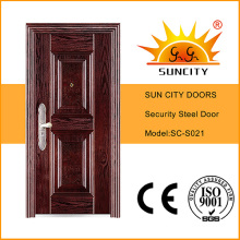 Quality Modern Steel Security Doors