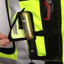 gilet de moto airbag / veste de sécurité réfléchissante / équipement de sécurité photos