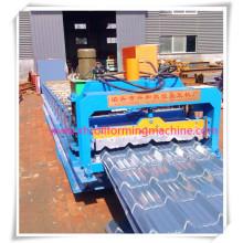 Hocheffiziente 820 automatische glasierte Ziegel Roll Automatische Formmaschine
