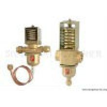 Válvulas de agua controladas por presión
