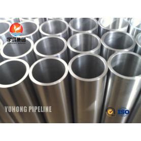 Monel 400 Pipe ASTM B165