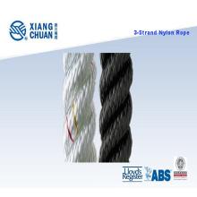 Corda de Nylon 3 Strand com BV Aprovado