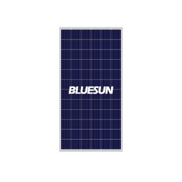 China PV-Lieferant 330w 340w Poly-Sonnenkollektoren für Sonnensystem