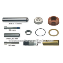 KNORR Caliper pin kit set / brake caliper repair kits/caliper kits , oem no K001470 - A0004203482