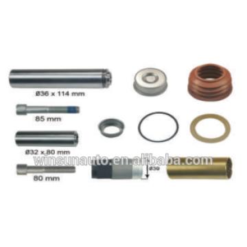 KNORR Jogo de kit de pinça de travão / kit de reparação pinça de travão / kits de pinça, oem no K001470 - A0004203482