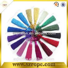 silk thread for tassels/silk tassels wholesale/tassel for jewelry