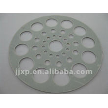 high precision metal round drip pan for kitchen or bathroom sink