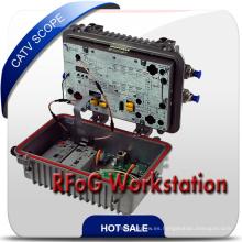 Gn-2r-M Outdoor Rfog Receptor Óptico Bidireccional Estación de Trabajo
