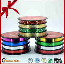 Holographic Ribbon Spool for Brithday Decoration